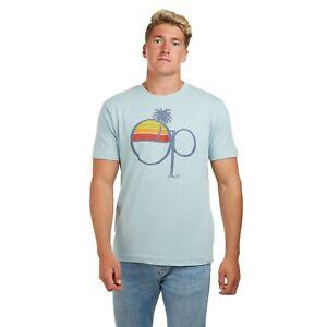 Ocean-Pacific-Sunset-Licencia-Oficial-Para-Hombre-T-Shirt-Cerceta-Tallas-S-XXL