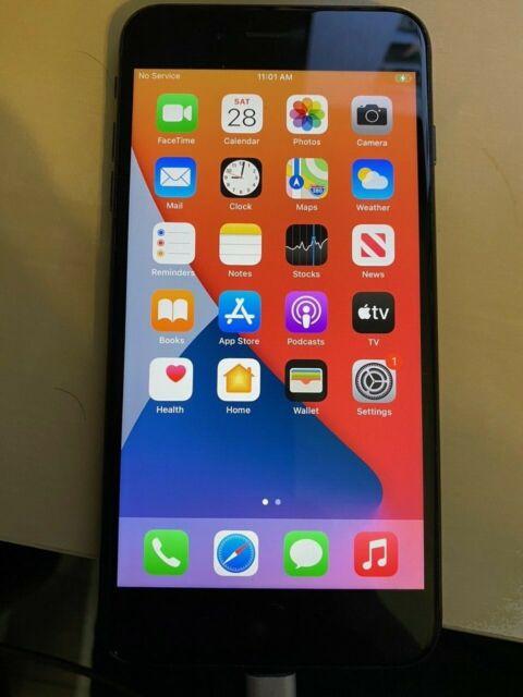 Apple iPhone 8 Plus - 64GB - Space Gray UNLOCKED A1864 (CDMA + GSM)