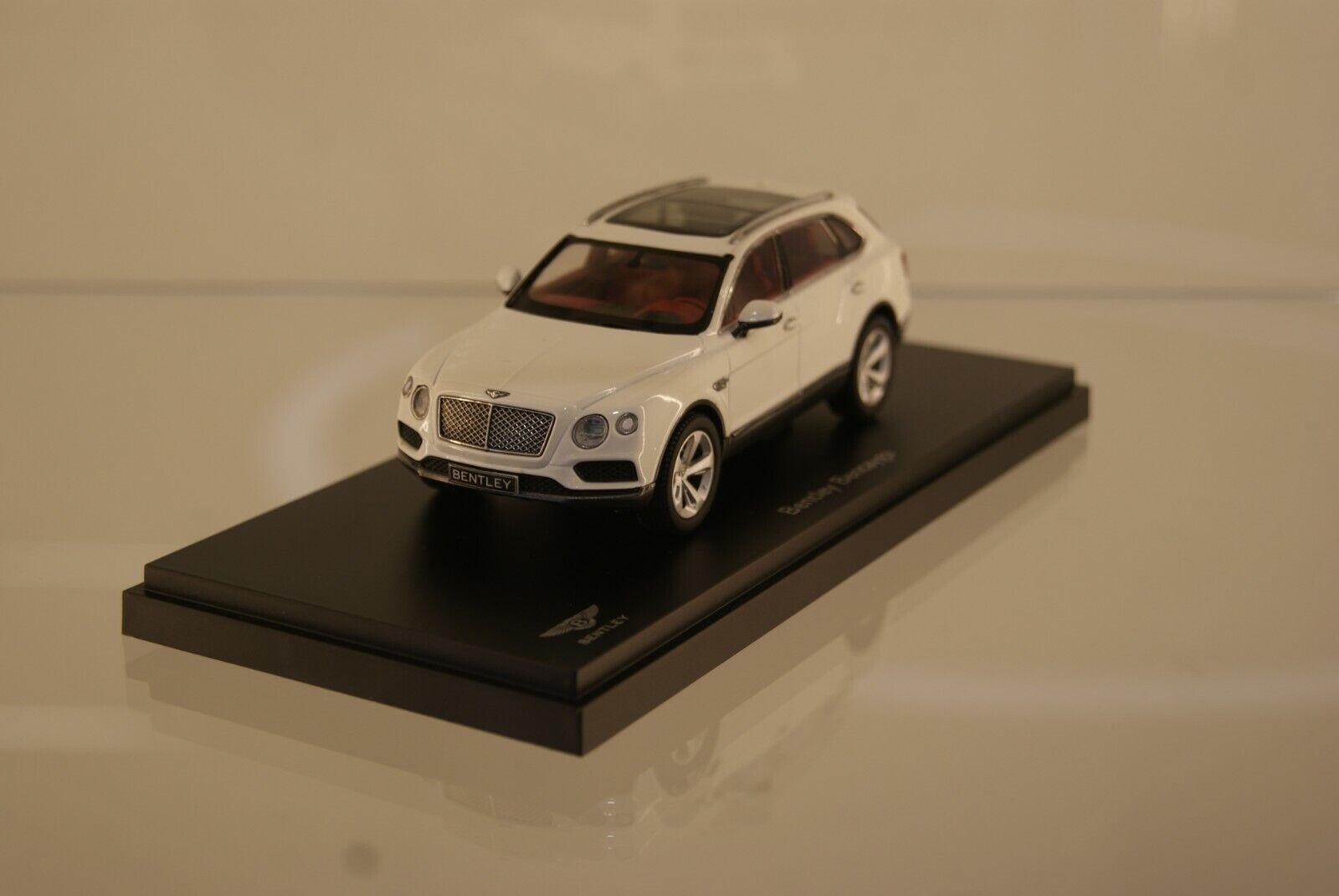 Genuine Bentley  1 43 Bentayga Model  achats en ligne de sport