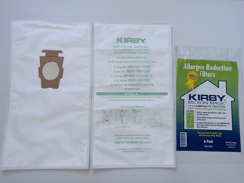 Original Kirby ** Micron Magic 9er Filter ** G3 bis G10 Sentria