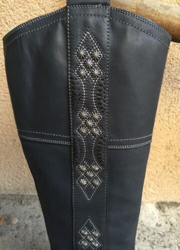169€ Destockage Neuf T Bottes New Mam'zelle Cuir N354 Marque Noir 41 Top 88r4dqw