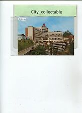 MP020 # MALAYSIA MINT PICTURE POST CARD G.W 116 * HIGHLAND HOTEL GENTING