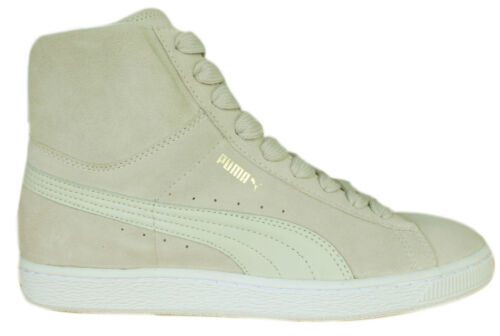 Puma in Pelle Scamosciata Top Medio Classico Sneaker Uomo Scarpe Unisex 351911 07 D39