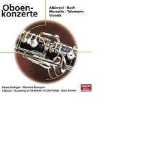 Oboenkonzerte by Heinz Holliger I Musici ALBINONI BACH TELEMANN VIVALDI MARCELLO