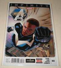 MIGHTY AVENGERS # 3 Marvel Comic  Jan 2014   NM