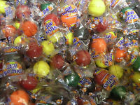 Jawbreakers Ferrara Pan Regular Jawbusters 5 Lbs Wrapped Candy Jaw Breaker 1/2