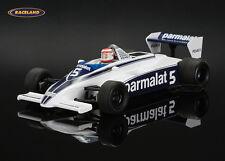 Brabham BT49c F1 Sieger GP Argentinien Weltmeister 1981 Nelson Piquet Spark 1:43