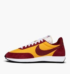 Nike-Air-Vento-in-coda-79-University-oro-Team-Rosso-487754-701-Regno-Unito-8-9-10-11