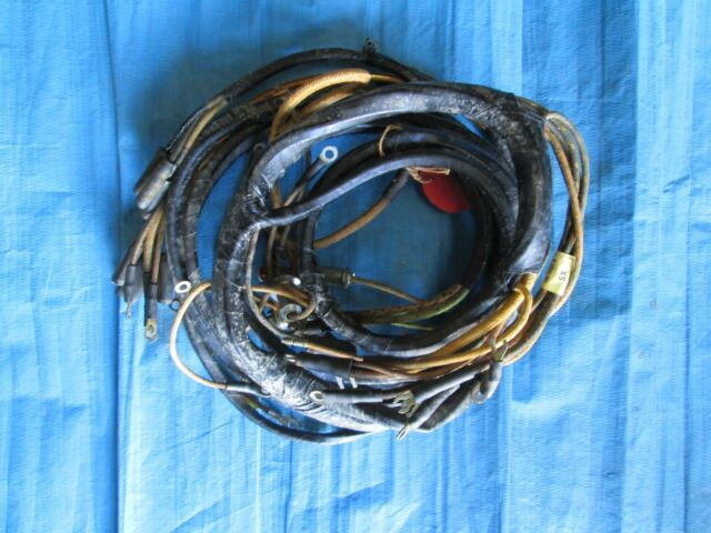 1954 Ford Pickup Truck Engine Cowl Wiring Assembly NOS F-100 F-250 F-350 8 Cyl