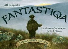 FANTASTIQA: The Rucksack Edition + Expansion #4-7 Bundle