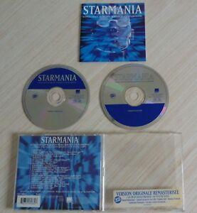 2-DISQUES-CD-ALBUM-CD-KARAOKE-STARMANIA-OPERA-ROCK-MICHEL-BERGER-LUC-PLAMANDO