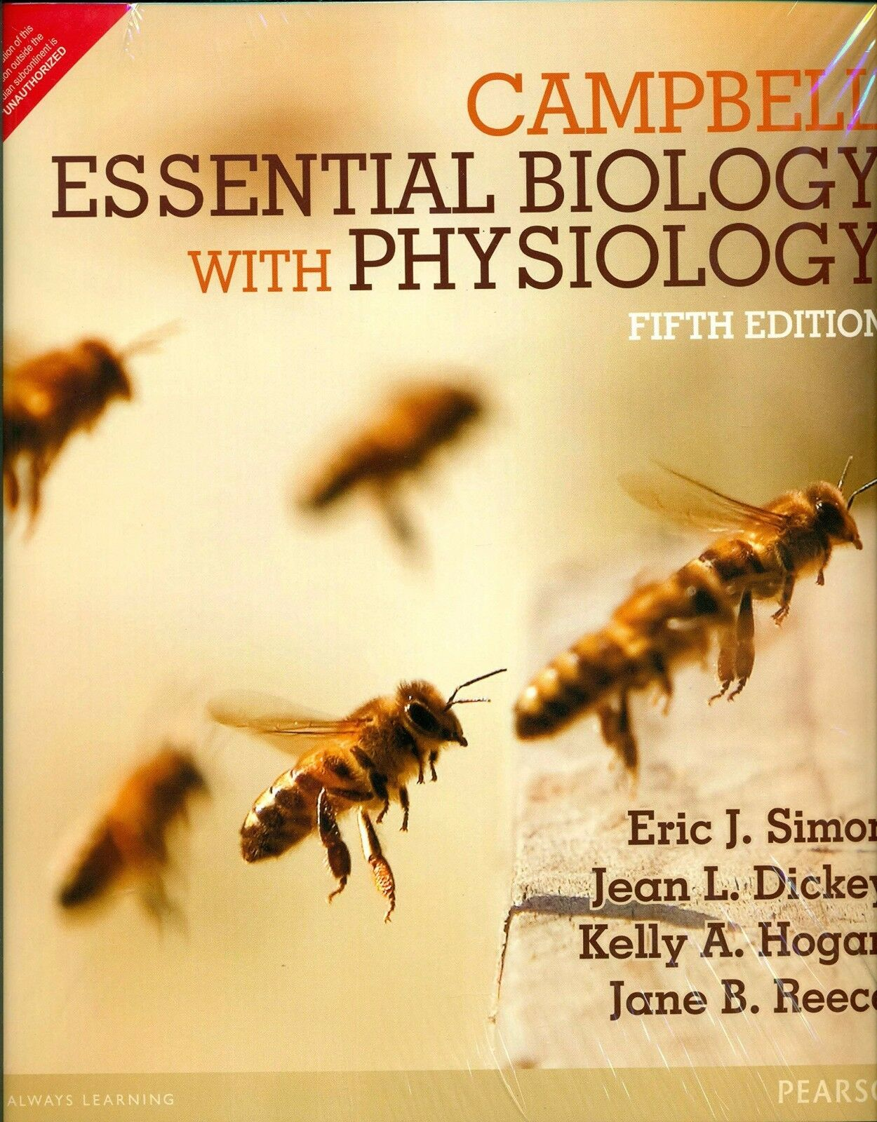 Campbell Essential Biology with Physiology by Jane B. Reece, Eric J ...