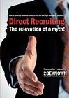 Direct Recruiting by Tobias Schlosser, Alexander Riedl, Rainer Von Massenbach (Paperback / softback, 2009)