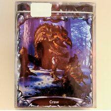 Rook Steel Storage Capsule Collectible Deck Case - Craw- Mark Tedin