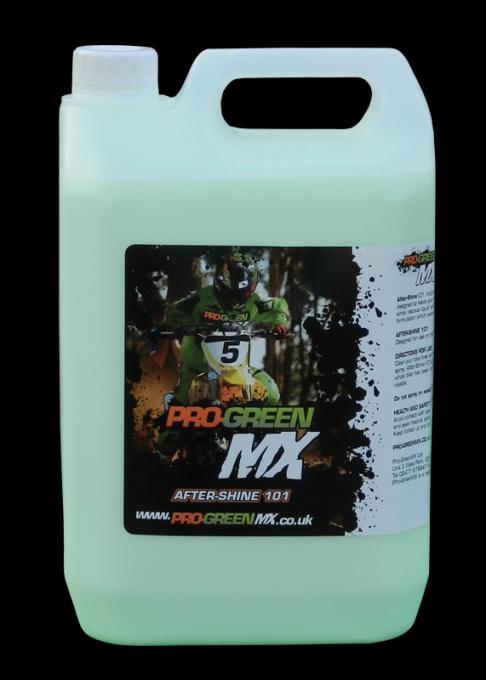 Pro-Grün Mx Motorrad Motocross Zyklus-Mtb nach Glanz 101 20 Liter Wert