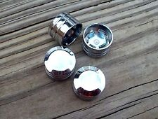 Chrome Rocker Box Head Bolt Cover Set Harley Davidson Twin Cam Models 1999-Later