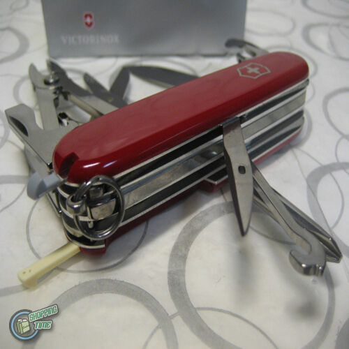 1.4723 35697 VICTORINOX Swiss Army Knife Deluxe Tinker