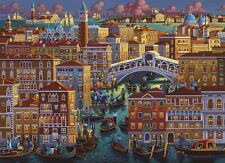 Jigsaw puzzle International Venice Italy 1000 piece NEW Made in USA