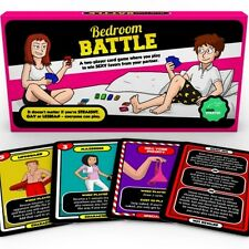 Bedroom Battle Game | Award Winning Sex Card Game for all Adult Couples