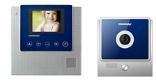 "Commax 4.3"" Handsfree Videophone and Indoor Camera Kit"