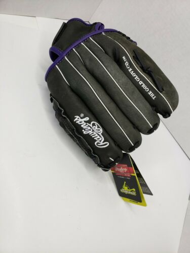 Rawlings Storm Series 12 Inch ST1200FPUR Fastpitch Softball Glove New With Tags