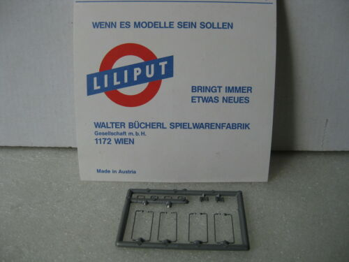 LILIPUT # 31032  Zurüstsatz Griffstangen E10//110