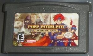 Fire Emblem Binding Blade / Sealed Sword (English ...