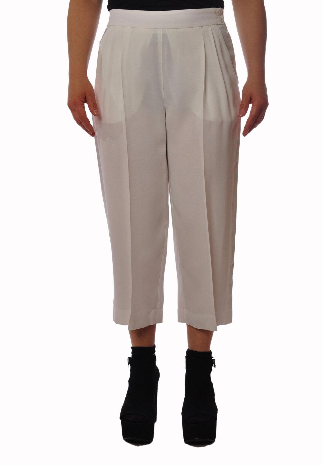 Patrizia Pepe  -  Pants - Female - White - 3649525A184438