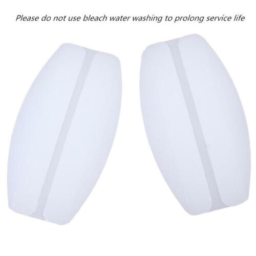 Silicone Non Slip Shoulder Pads Bra Strap Cushion Pain Relief Comfort Lady shan