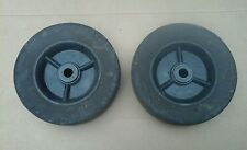 HAYTER 41 HAWK/ HARRIER LAWNMOWER FRONT WHEELS