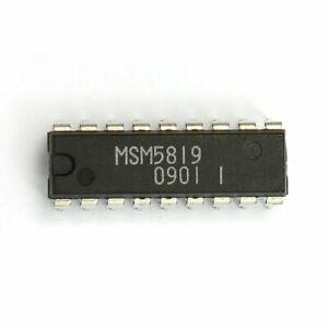 OKI MSM5819 DIP-18
