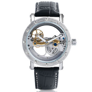 SHENHUA-Hollow-Dial-Mechanical-Automatic-Self-Winding-Men-Business-Wrist-Watch
