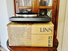 Linn Axis Turntable  With Linn Basik Pus Arm & Cartridge Excellent Condition