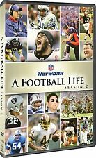 NFL A Football Life Season 2 5er [DVD] NEU Ray Lewis, Tim Tebow, Barry Sanders