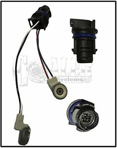Injector Solenoid Plug Kit For 03-10 Ford 6.0L Powerstroke Diesel