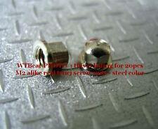 1/14 rc car truck parts metal wheel nut for Tamiya Man scania TGX R470 R620 #2