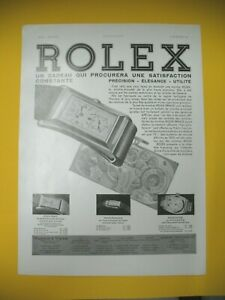Advertising-Press-Rolex-Watch-Precision-Elegance-Utility-Watchmaking-Luxe-1932