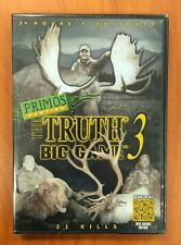 New Primos The Truth 3 Big Game Hunting DVD 49051