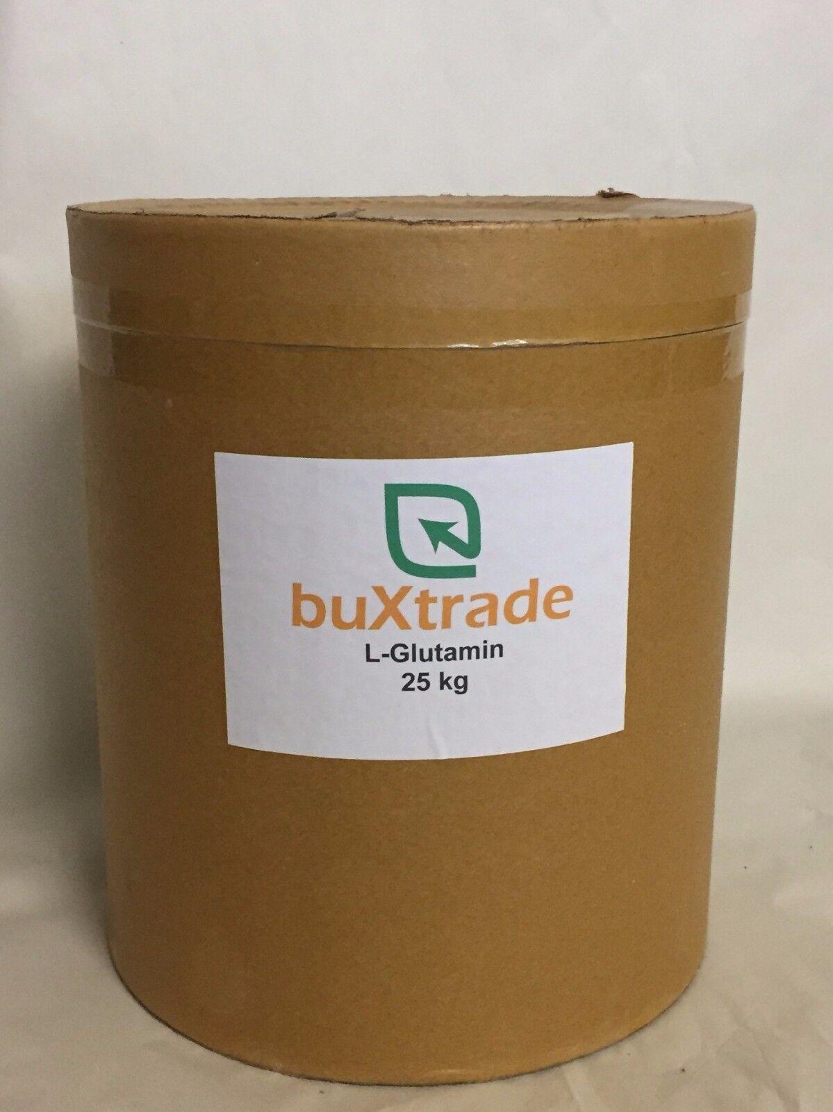 25kg Glutamina-L Aminoácido GLUTAMINE Clara SPORT