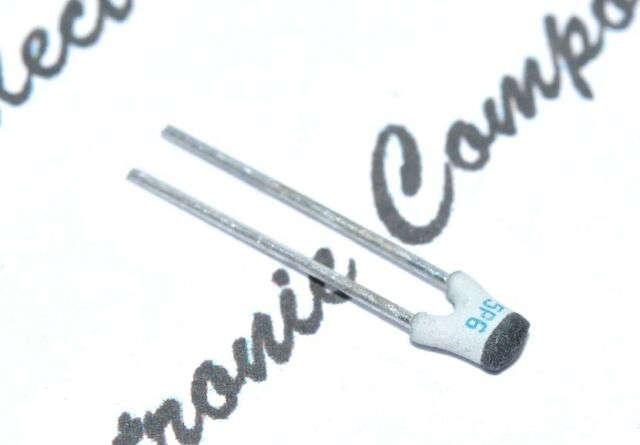 NP0 100V P:2.5mm NPO 10pcs PHILIPS 3.9P BK Ceramic Capacitor 3.9PF 3P9