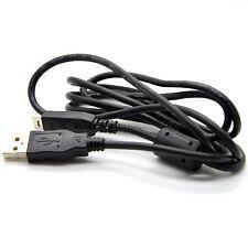 USB Data Cable Cord For Panasonic Lumix DMC-FT1 DMC-FT2 DMC-FZ35 DMC-FZ38 New