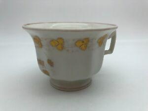 Porzellan Sammeltasse / Tasse. Alt. 9,8 cm.
