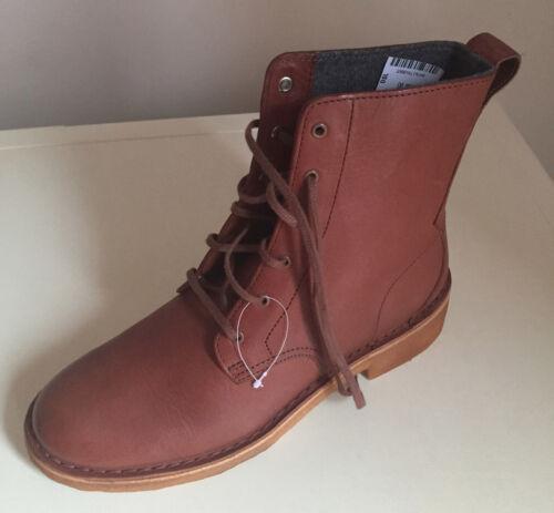 marrone Stivali in Stringata 6 5d pelle Originals Clarks Donna chiaro 5qwCW4UIYO