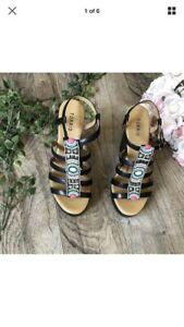 Torrid Wedge Sandals Shoes Heels