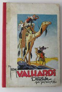 VALHARDI-DETECTIVE-JIJE-REED-DE-1948-DUPUIS-ETAT-MOYEN