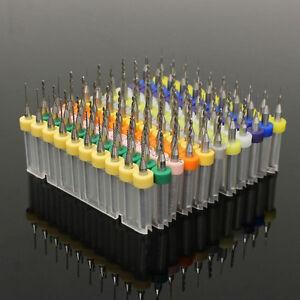 10pcs-Kits-Acero-Tungsteno-Carburo-CNC-Micro-Brocas-Fresado-Varios-Tamanos