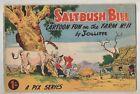 SALTBUSH BILL No 11 VG CONDITION 1950s ORIGINAL AUST COMIC