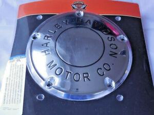 Harley Davidson Motor Co. Kupplungsdeckel Derby Deckel chrom 25338-99A