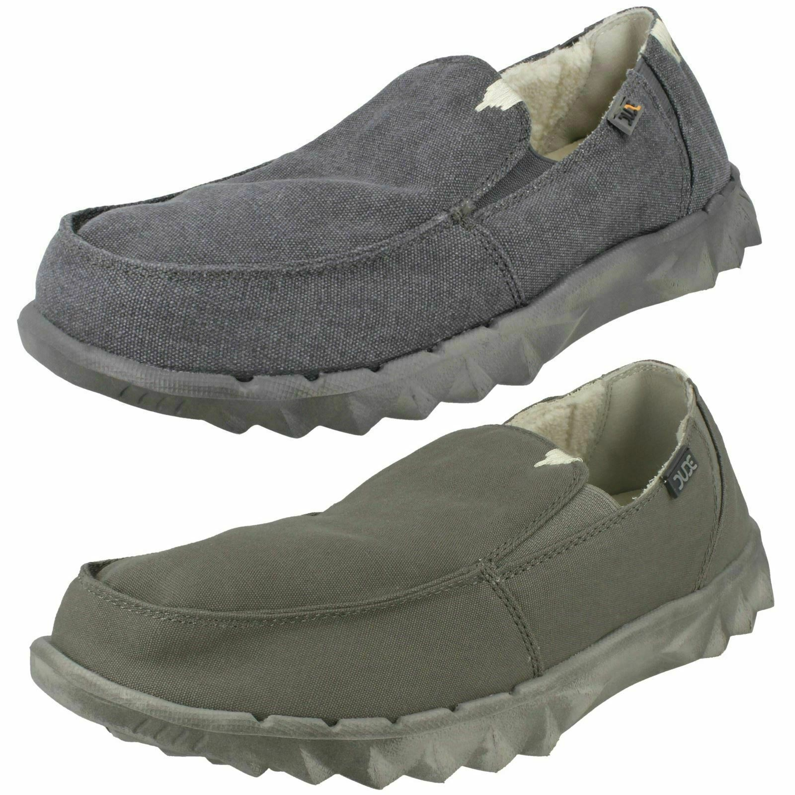 Hey Dude Mens Casual Slip On shoes Farty Chalet