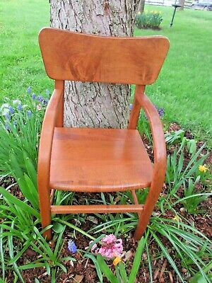 Mid Century Modern Bentwood Child's Chair To Enjoy High Reputation In The International Market Chairs